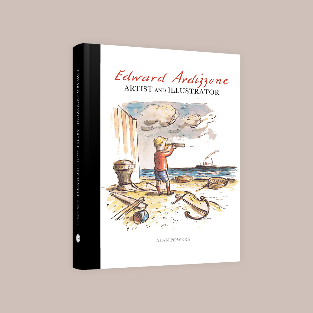 EDWARD ARDIZZONE-ARTIST and ILLUSTRATOR